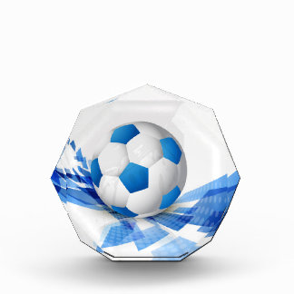 Soccer Acrylic Award