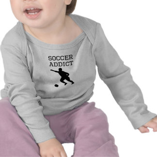 Soccer Addict T-shirts