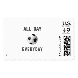 Soccer All Day Everyday Stamps