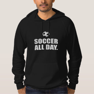 Soccer All Day Hoodie