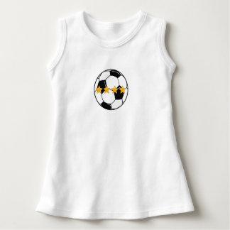 Soccer All Star Baby Sleeveless Dress