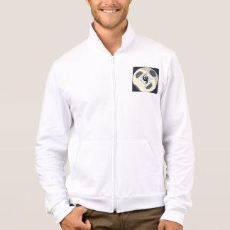 Soccer Ameri Apparel California Fleece Zip Jogger Jacket
