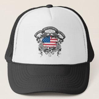 Soccer America Trucker Hat