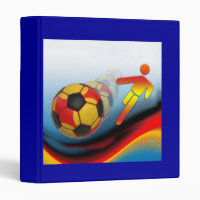 Soccer and Football Dynamics Binder