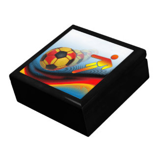 Soccer and Football Dynamics Gift Box