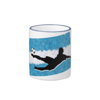 Soccer-Argentina Mug