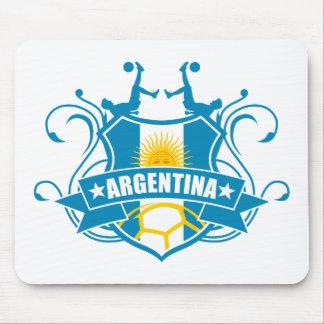 soccer ARGENTINA Tapete De Ratón