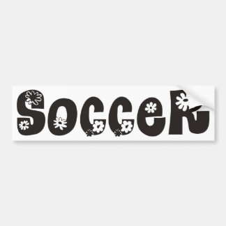 Soccer Arises Bumper Sticker