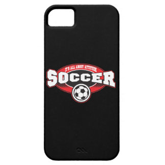 Soccer Attitude iPhone 5 Cover