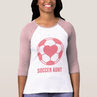 Soccer Aunt T Shirt