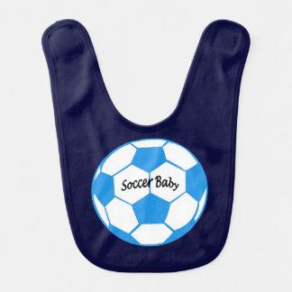Soccer Baby Baby Bib
