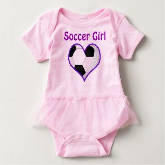 Soccer Baby Gifts Soocer Girl Tu Tu Baby Bodysuit