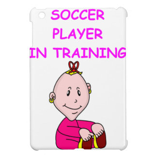 SOCCER baby Case For The iPad Mini