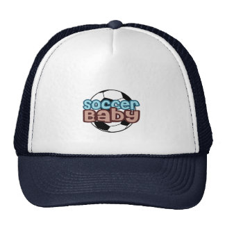 Soccer Baby Trucker Hat