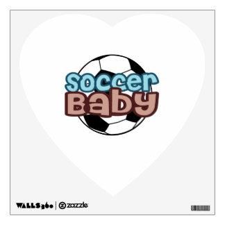 Soccer Baby Wall Sticker