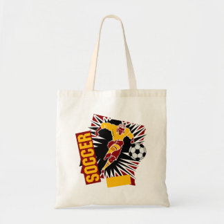 Soccer Canvas Bags