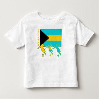 Soccer Bahamas Toddler T-shirt