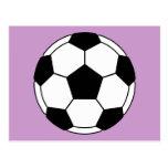 Soccer ball はがき