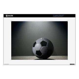 "Soccer Ball 2 15"" Laptop Decal"