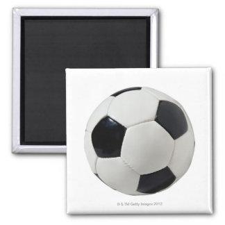 Soccer Ball 2 2 Inch Square Magnet
