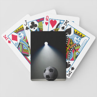 Soccer Ball 2 Bicycle Playing Cards