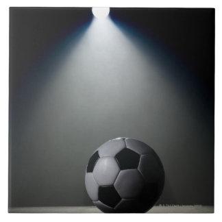 Soccer Ball 2 Ceramic Tile