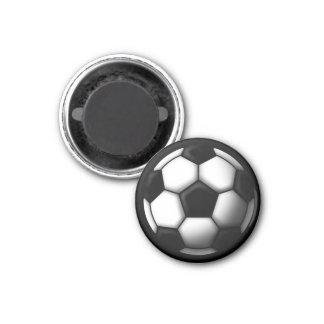 soccer ball 2 magnet