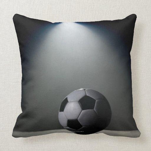 Soccer Ball 2 Pillows Zazzle