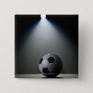 Soccer Ball 2 Pinback Button