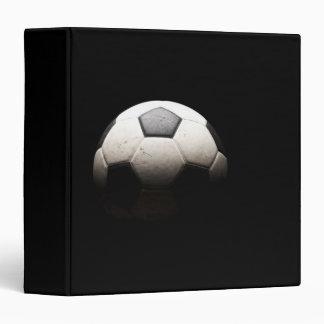 Soccer Ball 3 3 Ring Binder