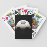 Soccer Ball 3 Bicycle Playing Cards