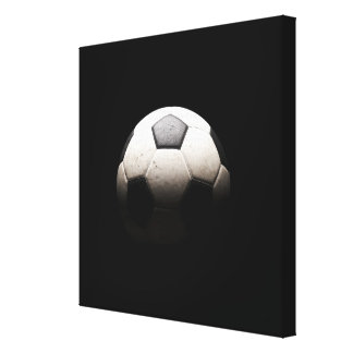 Soccer Ball 3 Gallery Wrap Canvas