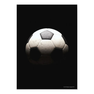 Soccer Ball 3 Card