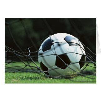 Soccer Ball 3 Greeting Card