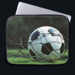 """Soccer Ball 3 Computer Sleeve<br><div class=""""desc"""">AssetID: 122637427 / {Datacraft Co Ltd} / Soccer Ball</div>"""