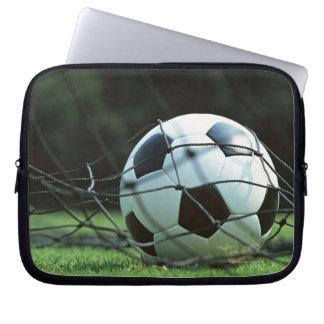 Soccer Ball 3 Computer Sleeve