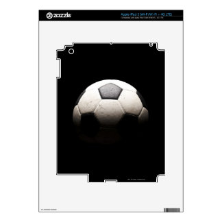 Soccer Ball 3 iPad 3 Decals