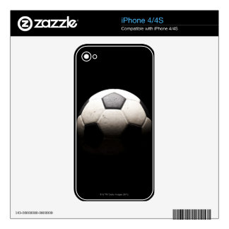 Soccer Ball 3 iPhone 4 Skins