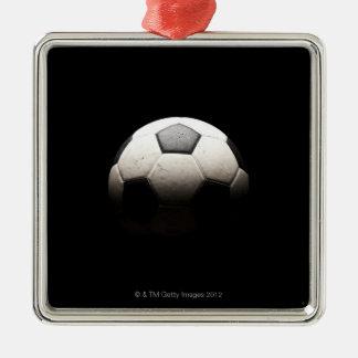 Soccer Ball 3 Christmas Ornaments