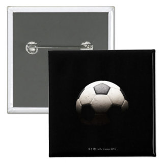 Soccer Ball 3 Pinback Button