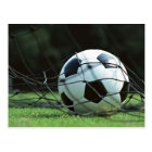 Soccer Ball 3 Postcard