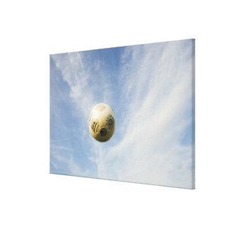 Soccer Ball 4 Gallery Wrap Canvas