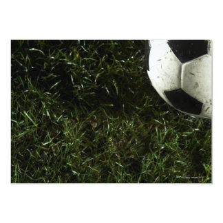 Soccer Ball 4 Card