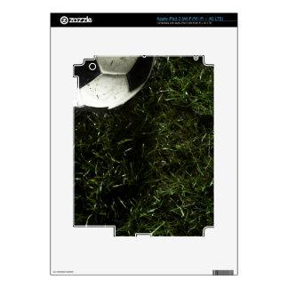 Soccer Ball 4 iPad 3 Decal