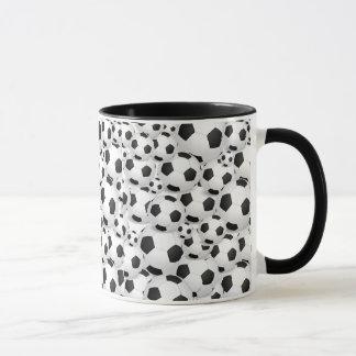 Soccer Ball All Over mug