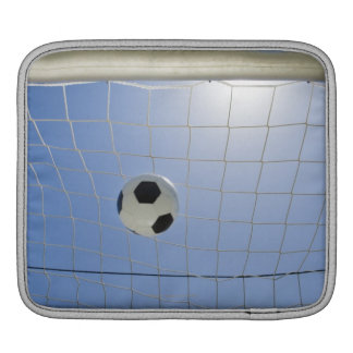 Soccer Ball and Goal 2 Sleeve For iPads