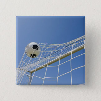 Soccer Ball and Goal 3 Button