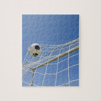 Soccer Ball and Goal 3 Jigsaw Puzzle