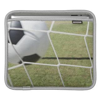 Soccer Ball and Goal iPad Sleeve