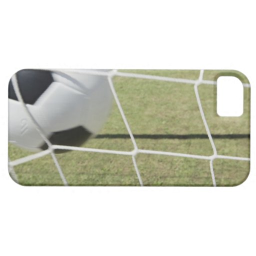 Soccer Ball and Goal iPhone 5 Cover